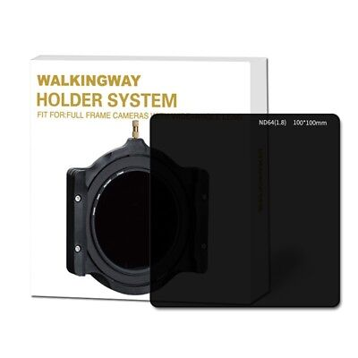 100mm Optical Glass Square ND64 Neutral Density 6-stop ND1.8  Filter for Coink Z