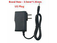 12V 2A DC 2.5mm US Plug Power Supply Adapter Converter Chager for Tablet PC