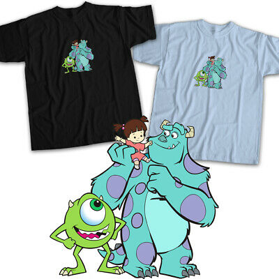 Sully Shirt Monsters Inc (Disney Pixar Monsters Inc Boo Mike Wazowski Sulley Sully Cute Unisex Tee)