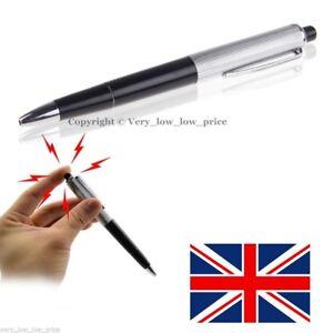 Practical Joke Electric Shock Pen Gag Prank Funny Trick Fun Toy Gift April Fool