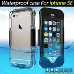 IP-68 waterdichte iPhone SE, 5, 5S case