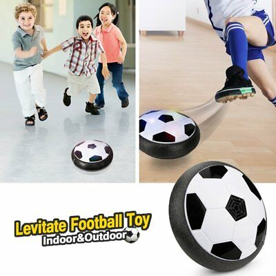 Toys For Boys Girls Air Power Soccer Hover Ball 3 4 5 6 7 8 9+ Year Old Kids US - 8 Year Old Toys