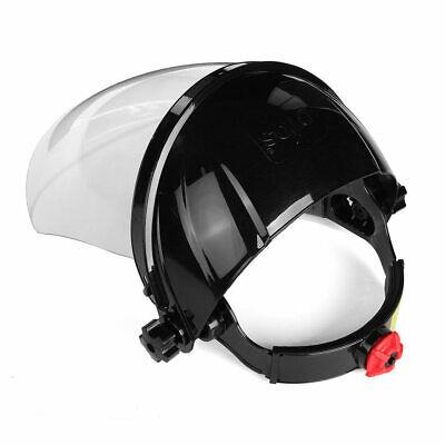 Transparent Anti-uv Lens Anti Shock Welding Helmet Face Shield Solder Mask