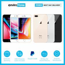 Apple iPhone 8 Plus 64GB 256GB Various Colours Unlocked SIM Free Smartphone