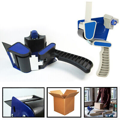 Tape Dispenser Gun Packing Packaging Machine Shipping Sealing Cutter Metal Frame