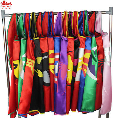 Capes Mask Dress Up Costumes for Kids Birthday Party Favors and ideas HOT