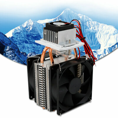 Thermoelectric Peltier Cooler Semiconductor Refrigeration Radiator Machine