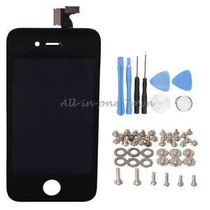 LCD Display Digitizer Touch Screen Glass Assembly VERIZON CDMA for Iphone 4G USA