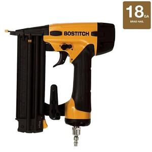 BOSTITCH BT1855K 18-Gauge Brad Nailer neuffffffff