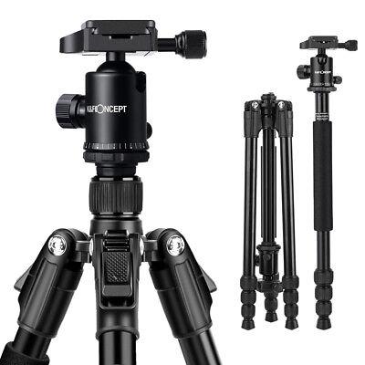 TM2534B Kamerastativ Reisestativ Fotostativ Kamera Stativ für Canon K&F Concept