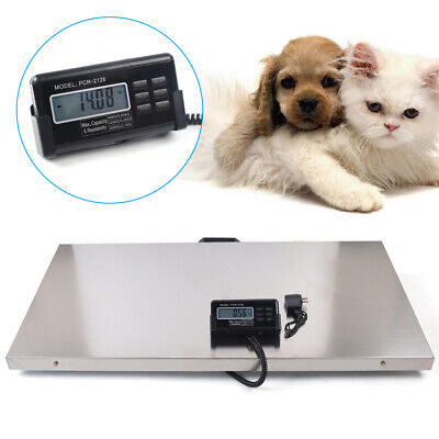 Postal Scale Digital Shipping Scale Platform Shipping Bench Scale Lcd Heavy-duty