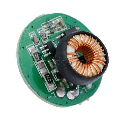 20mm With Switch Flashlight Driver Board T6u2 Xm-l2u2 Led 10w 3-12v