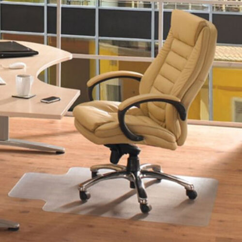 "Hot 48""x36"" PVC Desk Office Chair Floor Mat Protector for Ha"