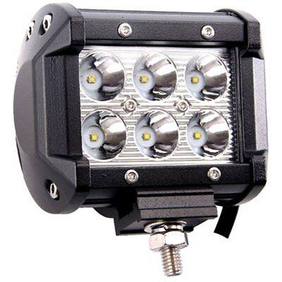 Adjustable Motorcycle 4Inch18W LED Driving Fog Spot Spotlight Lamp Light For BMW