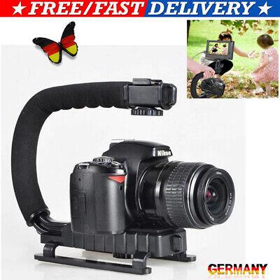 Handheld Steadycam Stabilisator Schwebestativ DSLR Videokamera Camcorder Video S