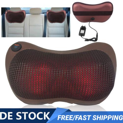 Massagekissen Nacken Rücken Massagegeräte Massageköpfen Massager Kaffee 8Drives