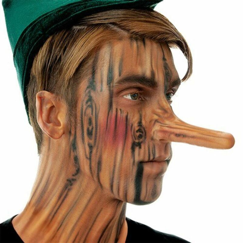 Woochie Pinocchio Nose Latex Appliance for Halloween WO121