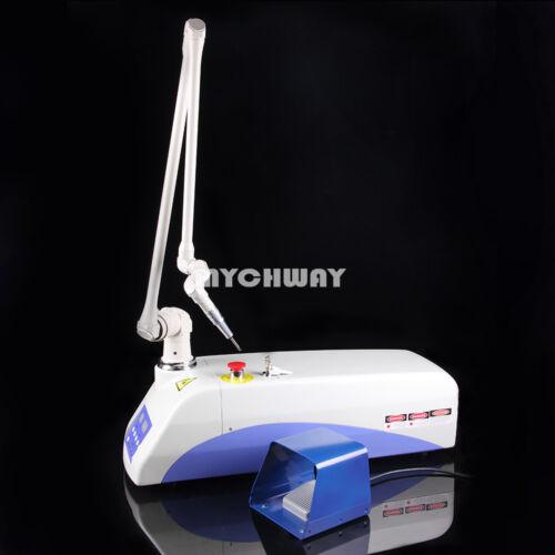 Desktop 15W CO2 Laser SurgicalSurgery Laser Instrument Wrinkle Removal Acne Spa