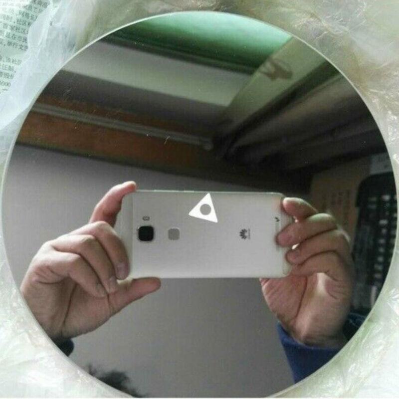 DIY Newtonian reflection astronomical telescope Primary Mirror Parabolic Lens