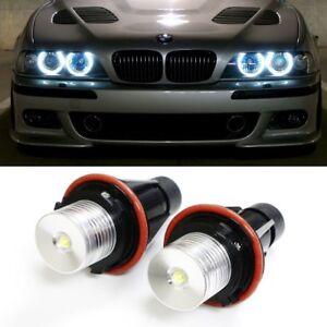 7000K LED Angel Eye Marker Light Bulbs For BMW E39 E60 E63 E64 E53 5 6 7 X3 X5
