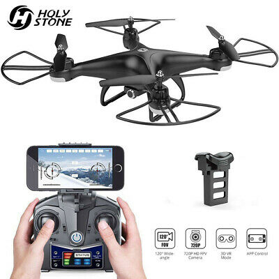 Reverent Stone HS110D FPV Drone with HD Camera WIFI 2.4G RC Selfie Quadcopter Toy