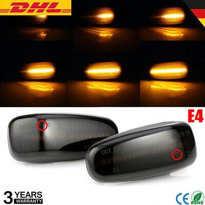 Für Mercedes-BENZ W210 W208 R170 Vito W638 Dynamische LED Seitenblinker Blinker