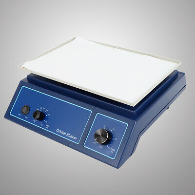 Adjustable Variable Speed Oscillator Orbital Rotator Shaker Lab Destaining Top