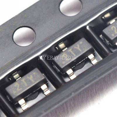 50pcs S8550 2ty Pnp Sot-23 Smd Transistor