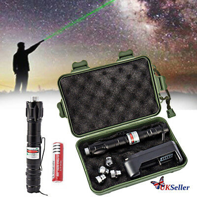 New Laser Pointer Kits Professional 532nm Powerful Green Light Pen Lazer Beam