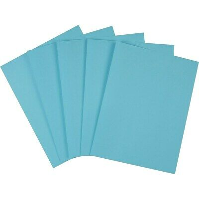 Staples Brights 24 Lb. Colored Paper Blue 500ream 733072