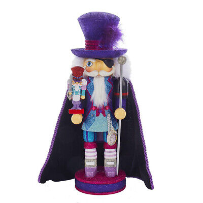 "[Kurt Adler Hollywood Nutcracker Suite Drosselmeyer Christmas Nutcracker 15"" New</Title]"