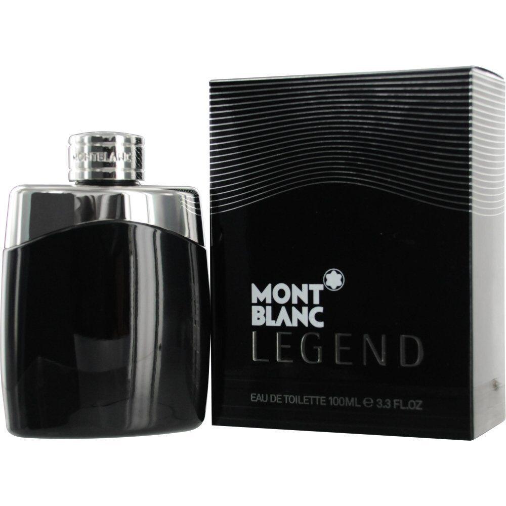 Mont Blanc Legend COLOGNE For Men 3.3 / 3.4oz 100ml Eau de T