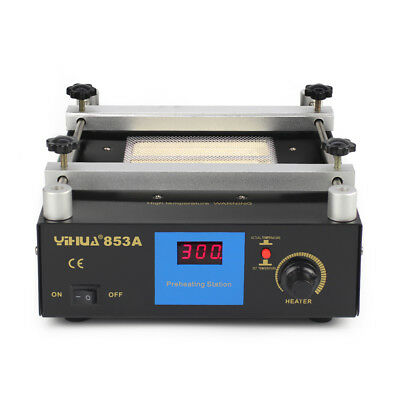 Yh-853a Preheating Rework Station Infrared Heating Ceramic Body High Efficiency