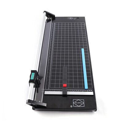 36 Precision Rotary Paper Trimmer Photo Film Sharp Rolling Cutter Machine
