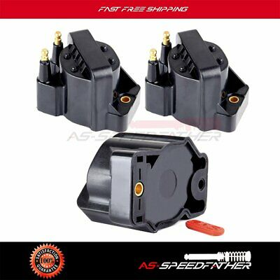 3Pcs Spark Ignition Coil Pack New fits 2000-2005 Chevy Impala V6 3.8L DR39 Chevy Cavalier Ignition Coil