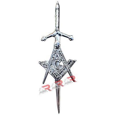AAR Scottish Masonic Kilt Pin 4