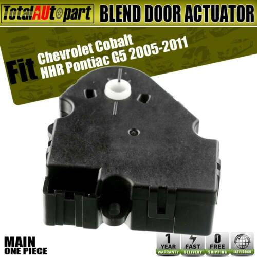 Hvac Heater Blend Door Actuator For Chevrolet Cobalt Hhr