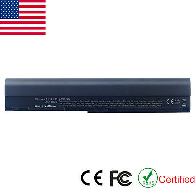 6Cell Battery fo Acer Aspire One 725 756 AL12B31 AL12B32 AL12A31 C710 Chromebook