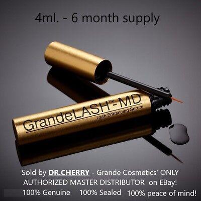 Grandelash Md Exclusive 4Ml   6 Mos Supply  Authorized Master Dealer Grande Lash