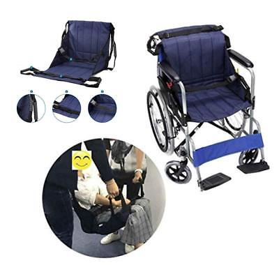 Transfer Lift (Medical Transfer Lift Sling Two Person Wheelchair Mobility Transfer System )