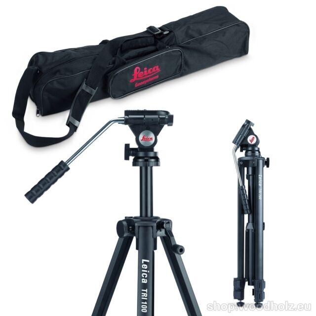 leica tri 100 tripod. tripod for camera, laser level, leica disto and lino lp2