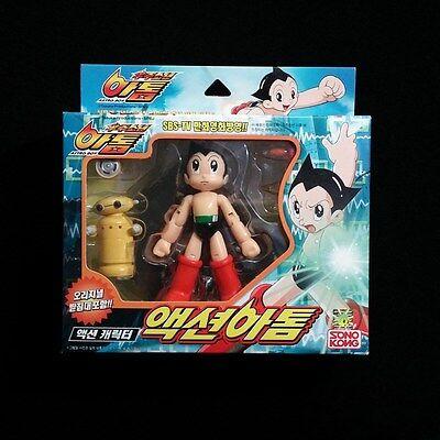 "Takara Astro Boy Atom Action figure set 4.3"" vintage toy rare item 2003 New"