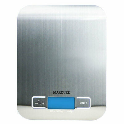 Precision Sensor Portable Slim Digital Kitchen Scale gram, ounce, lb, mL