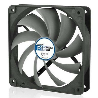 Arctic F12 PWM CO 120mm Case Fan with Standard Case AFACO-120PC-GBA01