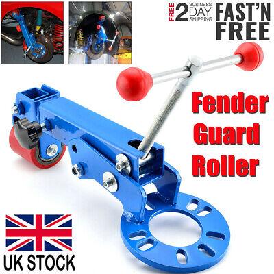 Heavy Duty Car Roll Fender Reforming Tool Wheel Arch Roller Flaring Rolling UK