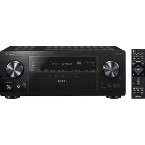 Pioneer Elite 9.2 4K Channel Audio Video Dolby Network Receiver Black VSX-LX303