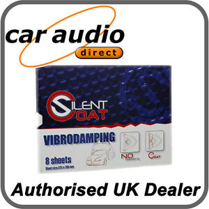 Silent-Coat-Sound-Deadening-8-Sheet-Car-Door-Kit-8-5-sq-ft-Shop-Door-Pack