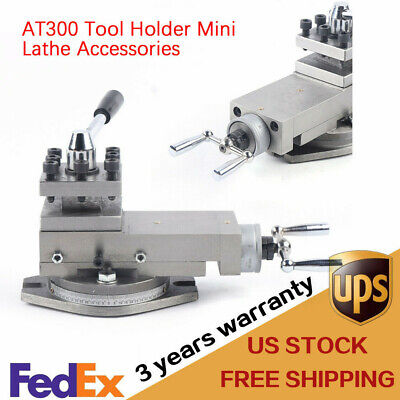 Lathe Tool Post Assembly Holder Cnc Mini Lathe Accessories Metal Change Woodwork