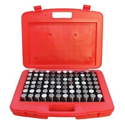 84 Pc M6 .833-0.916 Steel Plug Pin Gage Set Minus Pin Gauges Metal Gage Gauges