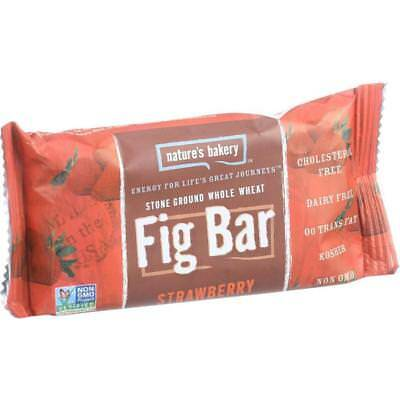 Nature's Bakery-Strawberry Whole Wheat Fig Bars (12-2 oz bars)